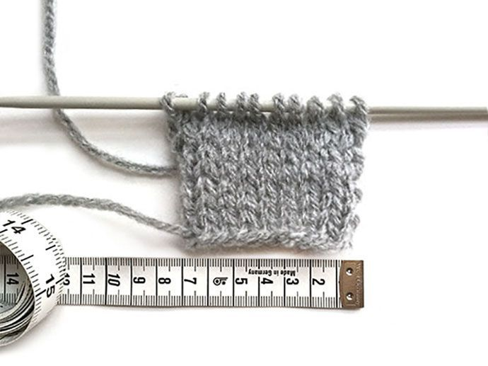 Aprende c mo tejer prendas a la medida mundo crochet - Puntos para tejer lana ...